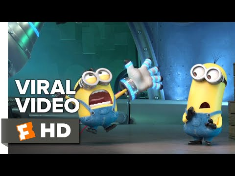 Despicable Me 3 Viral Video - Minion Moments (2017) | Movieclips Extras