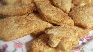 Сахарное печенье для детей.