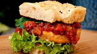 Curry Shrimp Burger Recipe - How To Make A Great Curry - Pitmaster X