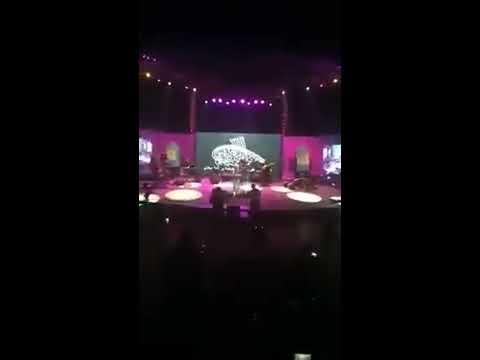 محمد عساف  راني في  حفل قسنطينة بالجزائر