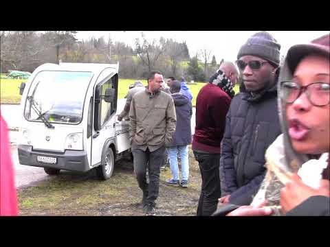 Moussa Sidibé fut enterré le 26 Janvier 2018 à Witikon ( Zurich )