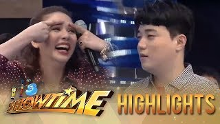 It's Showtime: Ryan gets offended by Karylle's Beklaban joke