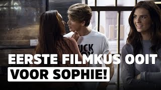 Maan en Sophie Milzink worden soapies in Nieuwe Tijden!   De Beste Wensen 2017