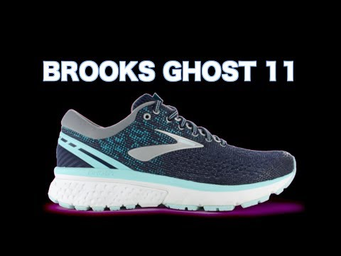 BROOKS GHOST 11 | Runner's Favorite Shoe?