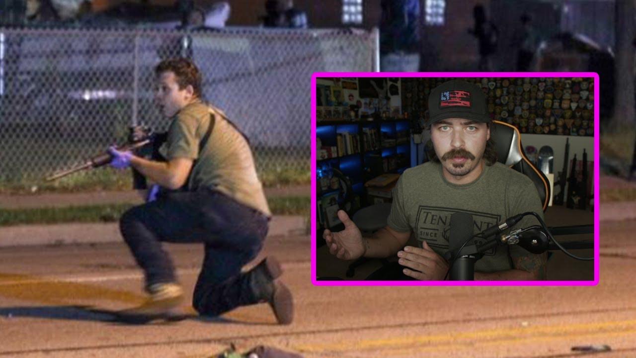 Download Kyle Rittenhouse shooting breakdown: murder or self defense?
