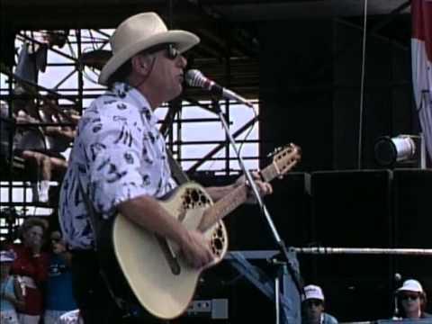 Jerry Jeff Walker - L.A. Freeway (Live at Farm Aid 1986)