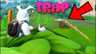1000 IQ RIFT TRAP TROLL!! in Fortnite Battle Royale