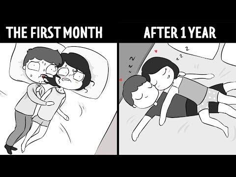 dating first couple months