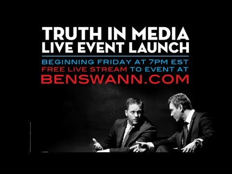 Ben Swann's Truth In Media Project with Tyrel Ventura