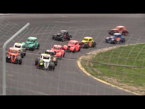 Sunset Speedway, Ontario Legends Series August 27, 2016