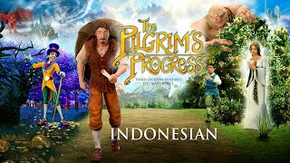 The Pilgrim's Progress (2019) (Indonesian) | Full Movie | John Rhys-Davies | Ben Price