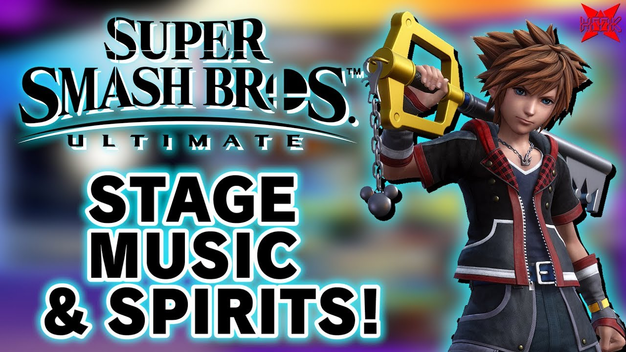 If Sora Gets In Super Smash Bros. Ultimate! thumbnail