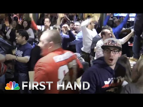 Patriots Fans React To Super Bowl Win | NBC News
