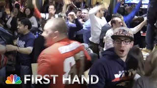 Patriots Fans React To Super Bowl Win | NBC News