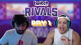 Twitch Rivals: League oḟ Legends Week 1 Day 1 - Best Moments