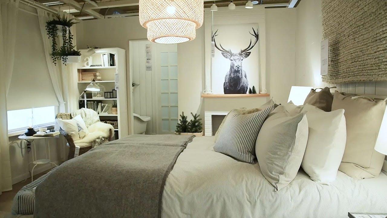Now Ikea Refreshing Your Bedroom Youtube