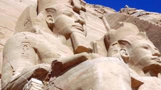 Храмовый комплекс Абу-Симбел, Египет / The temple complex of Abu Simbel, Egypt(Храмовый комплекс в Абу Симбеле был высечен в скале в эпоху правления Рамсеса II (1295-1229 до н.э.) в ознаменовани..., 2016-01-29T10:05:30.000Z)