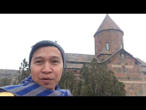 PINOY ARMENIA TOUR (Visiting Khor Virap) video 9