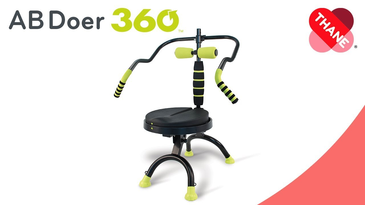 Thane Ab Doer 360 Fitness System Sporting Goods