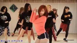 【HD繁體中字】 JunHyoSeong  全烋星 (孝盛) (Secret) -  Good night Kiss  (Dance Practice)