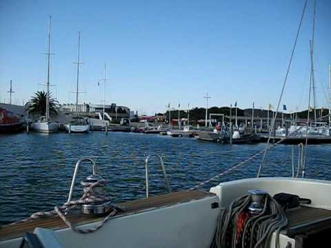 Arriv e port camargue capitainerie youtube - Capitainerie port camargue ...
