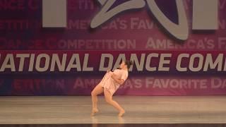 Madison frembling (15 yrs.) - warrior 2017 kar national dance competition upland ca. ...and studio norwalk, ca song ( demi lovato)chore...
