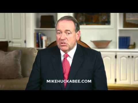 "Mike Huckabee 2016 - ""Thanksgiving"""