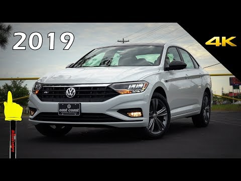 2019 Volkswagen Jetta R-Line - Ultimate In-Depth Look in 4K VW