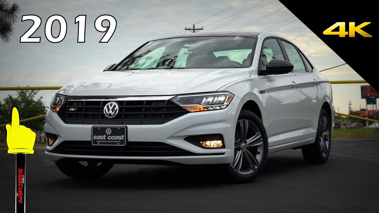 2019 Volkswagen Jetta R-Line - Ultimate In-Depth Look in 4K VW - YouTube