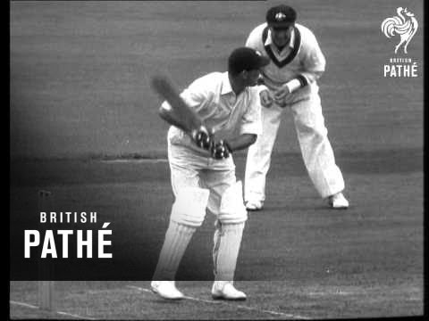 Sydney - England Wins Second Test (1954)