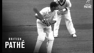 Sydney - England Wins Second Test (1954)