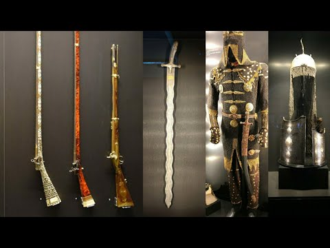 Topkapı Palace Museum Ottoman Arms And Armour Collection, Turkey Istanbul 🇹🇷