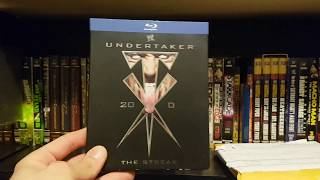 Double UnBoxing - WWE DVDs, Blu Rays & New Figure