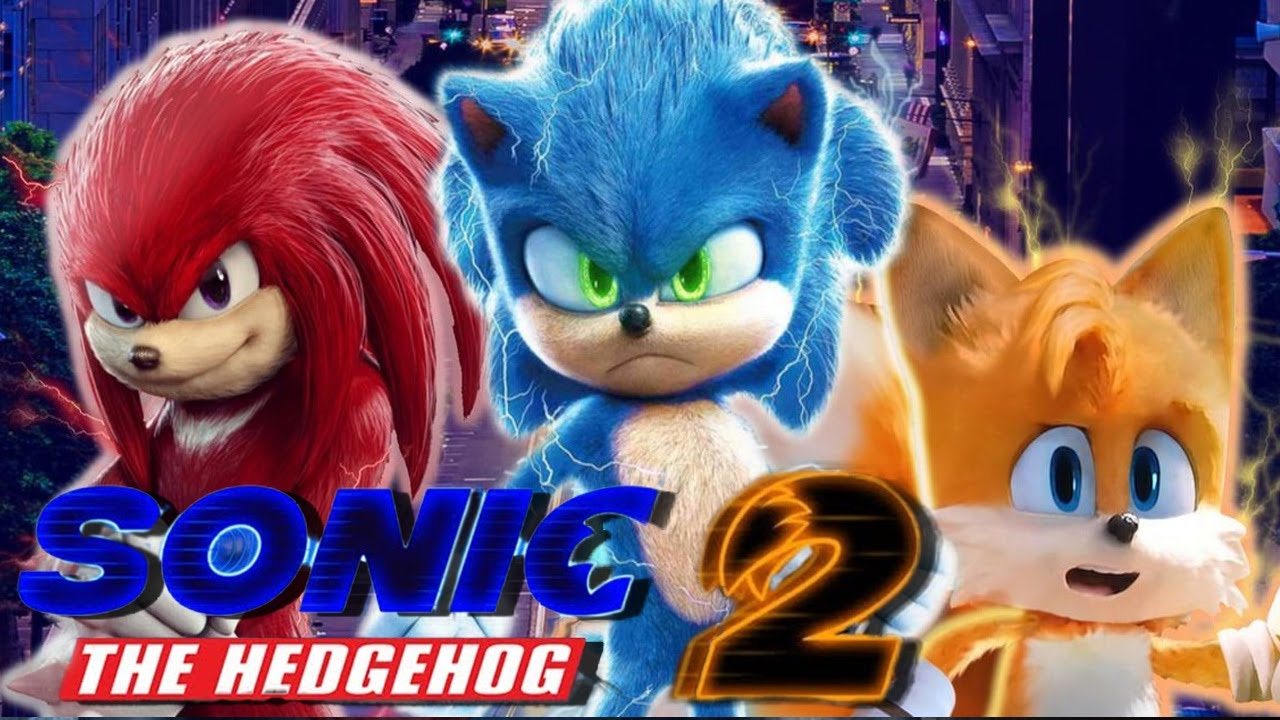 Sonic The Hedgehog 2 Movie Officially Confirmed Youtube