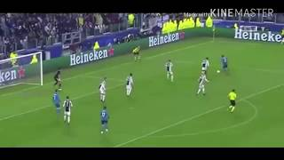 GOL SPEKTAKULER SALTO C. RONALDO Juventus 0 - 3 Real madrid
