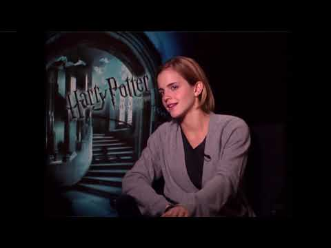 Emma Watson Discusses The Half Blood Prince Movie