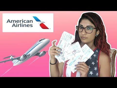 Mi Experiencia Viajando En American Airlines ✈️ // *ChiliWood*