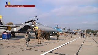 В Украине стартовали военные учения \