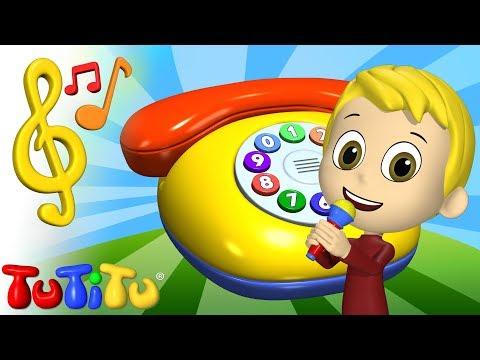 Songs & Karaoke for Children |  Phone