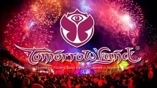 THE BEST OF TOMORROWLAND 2012 OFFICIAL MIX by JOHNNY DEEP
