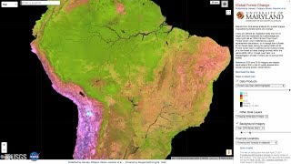 Infrastructure of Landsat Data with Matt Hansen