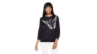 twiggy LONDON Seasonal Novelty Sweater