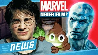 MCU: Plant Marvel Silver Surfer Film & Neuer Shitstorm um Harry Potter - FLIPPS News