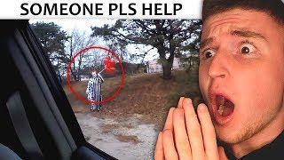 Clown chases people into the woods.. (HELP)