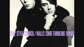 Style Council, The ‎-- Walls Come Tumbling Down!