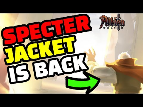 Albion Online: Specter Jacket Build