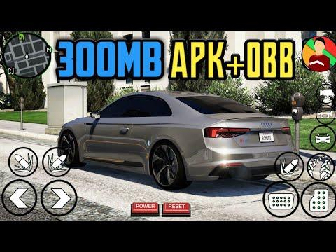 [300MB] GTA 5 APK+OBB NO VERIFICATION AMAZING GRAPHICS BEST MODE DOWNLOAD  LINKS IN DESCRIPTION