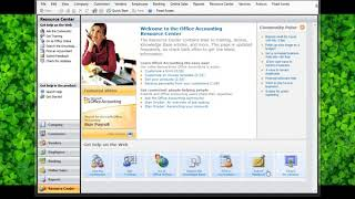 Microsoft Office Accounting Software  Bangla Tutorial Overview