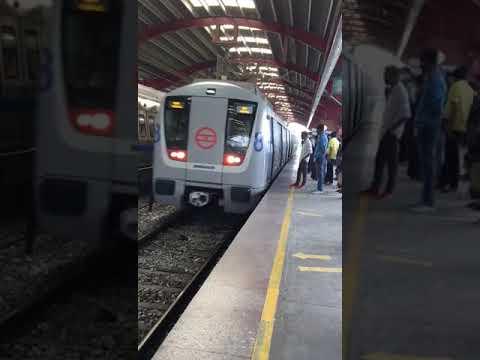 Delhi Metro photoshoot
