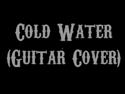 Cold Water Major Lazer Ft Justin Bieber M Guitar Cover With